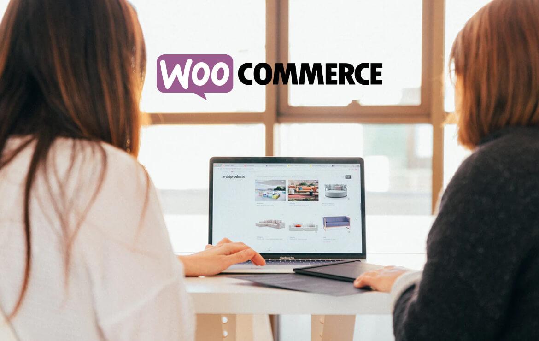 Woocommerce spletna trgovina