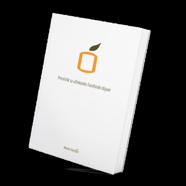 Knjiga Praktični priročnik | Učinkovite Facebook objave