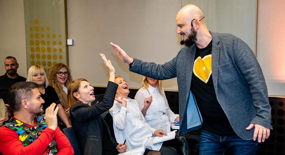 Martin Korošec mlada leta digitalni marketing