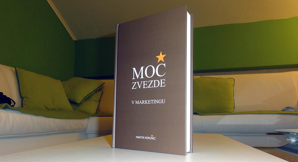 Martin Korošec knjiga moč-zvezde