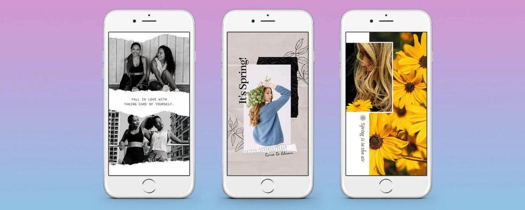 Za boljšo oceno Instagram algoritma objavite čim več Instagram stories.