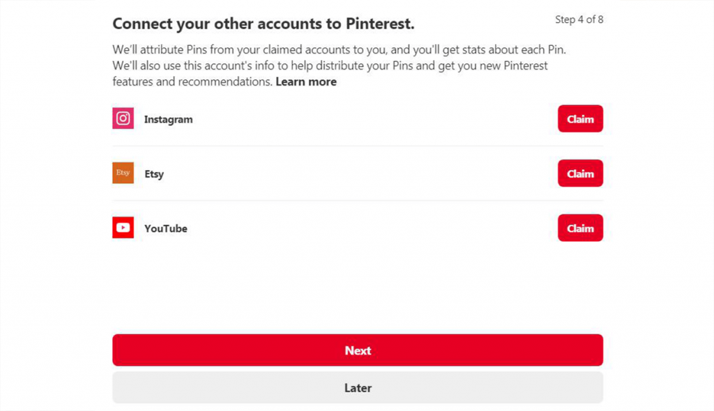 Pinterest oglaševanje po korakih za začetnike. Digitalni marketing Martin Korošec