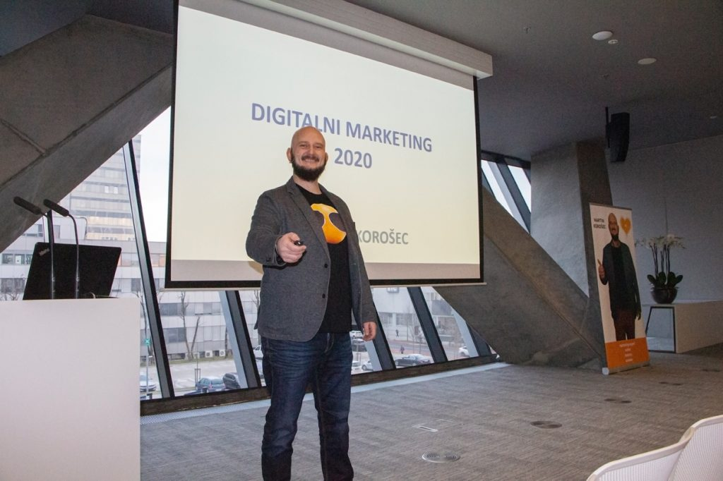 Izdelava Shopify trgovine - Digitalni marketing - Martin Korošec