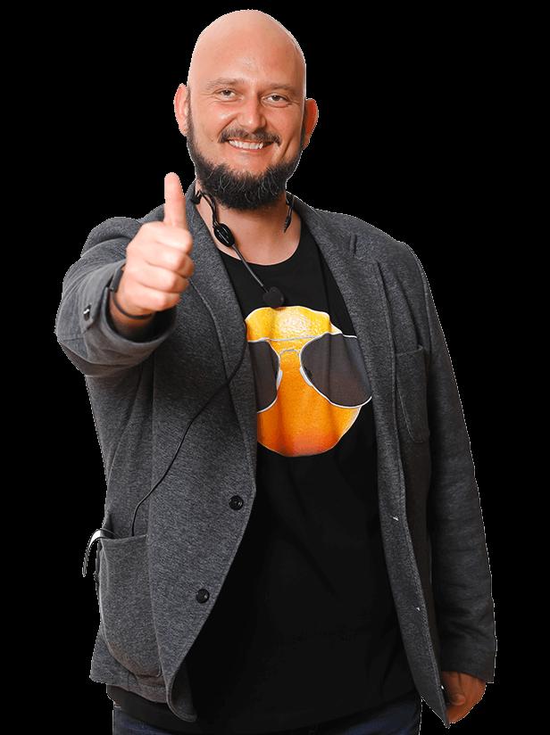 Martin Korošec digitalni marketing od A do Ž
